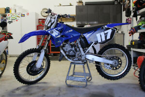 2012 YZ 125 (race ready)
