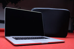 """Macbook Pro Rétina 15"""" mid-2015 MAX OUT (1 To SSD + AMD R9)"""