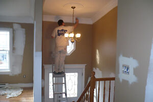 Painting and Plastering Services..631-9726 St. John's Newfoundland image 1
