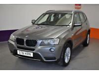 2012 BMW X3 XDRIVE20D SE ESTATE DIESEL