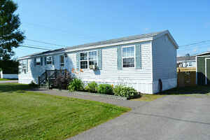OPEN HOUSE SAT MARCH 25TH 2 TO 4 Mini-home for sale/ a vendre