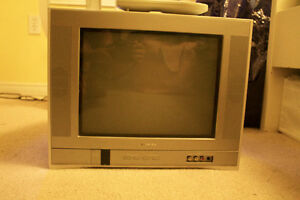 "14"" flat screen Tube Tv"