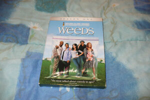 weeds season 1 dvd