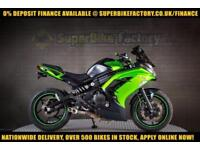2014 14 KAWASAKI ER-6F EEF 0% DEPOSIT FINANCE AVAILABLE