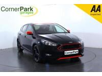 2016 FORD FOCUS ZETEC S BLACK EDITION HATCHBACK PETROL