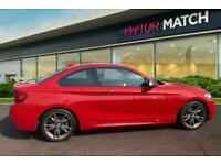 2017 BMW 2 Series M240I AUTO Coupe Petrol Automatic