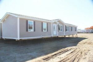 Till Jan.13  NEW 3 bdrm mini-home w/ 5 Months Lot rent/discount