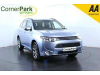 2015 MITSUBISHI OUTLANDER PHEV GX 4HS ESTATE PETROL/ELECTRIC