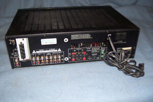 KENWOOD AM & FM STEREO RECIEVER MODEL # KR-A4060 WITH VIDEO 1&2 Stratford Kitchener Area image 6