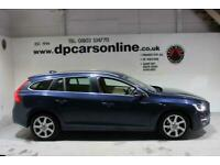 2014 Volvo V60 2.0 D4 SE Lux Geartronic (s/s) 5dr Estate Diesel Automatic