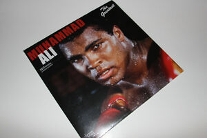 MUHAMMAD ALI-COLLECTIBLE-2017 CALENDAR ALBUM (NEUF/NEW) C022