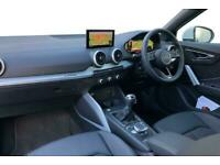 2021 Audi Q2 S line 30 TFSI 110 PS 6-speed Estate Petrol Manual