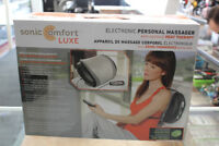 Sonic Comfort Luxe Electronic Personal Massager Winnipeg Manitoba Preview