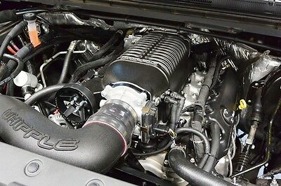 WHIPPLE SUPERCHARGERS WK-1200B 2014+ CHEVROLET/GMC 5.3L/6.2L SUPERCHARGER KIT