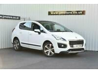 2016 Peugeot 3008 Allure 1.6 BlueHDi **FREE 12 Months Warranty - Only 11k Miles*