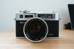 Yashica Electro 35 GSN 45mm f1.7 - $100 OBO Excellent Condition