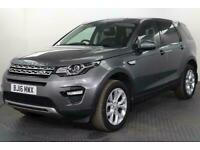 2016 Land Rover Discovery Sport 2.0 TD4 HSE SUV 5dr Diesel Auto 4WD (s/s) (180 p
