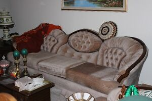 Matching couch, love seat and chair***Best Offer****