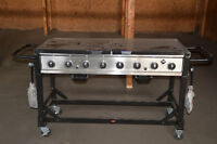 BBQ For Sale - Never Been Used 8 Burner Propane BBQ