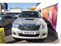 MINT Condition Toyota Hilux Invincible 4X4 D-4D DCB FULL SERVICE HISTORY