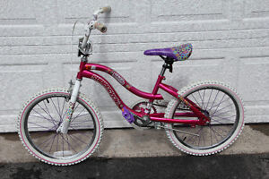 "Girls 20"" Tire Supercycle Dream Weaver Bike For Sale"