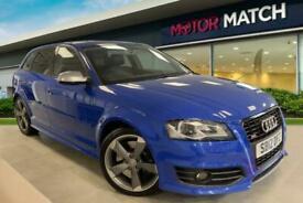 2012 Audi A3 S3 S LINE BLACK ED TFSI QUAT A Auto Hatchback Petrol Automatic