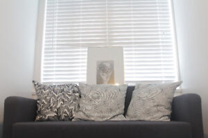 Furnished & modern 2BR suite in heart of Kits! 2 stops from UBC!
