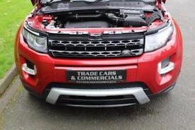 2012 62 LAND ROVER RANGE ROVER EVOQUE 2.2 SD4 DYNAMIC 5D AUTO 190 BHP DIESEL