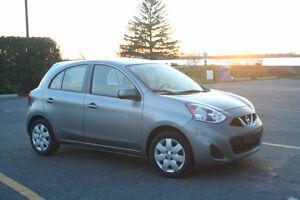 Reprise de contrat AVEC 1500$ cash - Nissan Micra SV 4AT 2015