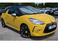 2013 Citroen DS3 1.6 THP DSport Plus 2dr 2 door Convertible
