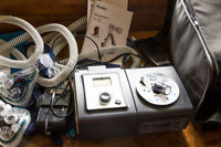 C Papp sleep apnea  positive pressure respiratory machine
