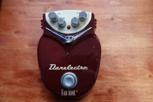 A Great pedal - A Danelectro- Like New!  Located in Legal.