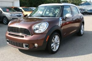 2013 MINI Cooper Countryman 4dr S ALL4