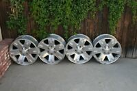 """Four 20 inch (20"""") Rims - in Great Condition!!"""