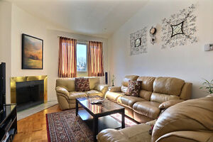 Beautiful and open concept House rent