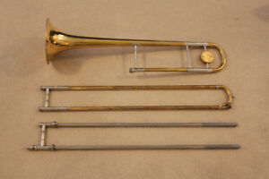 TROMBONES - Tenor, Bass & Valve with & without Rotors (used)