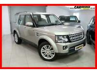 2014 Land Rover Discovery 4 3.0 SDV6 HSE 255 BHP - 2014 FACELIFT MODEL Estate Di