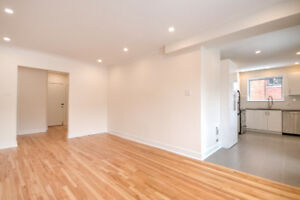 Beautifully Renovated, Modern 4 1/2 - Outremont Adjacent (Oct 1)