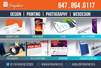 Printing & Design (5000 Flyers for $155) (Dunham)