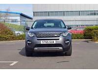 2015 LAND ROVER DISCOVERY SPORT Land Rover Discovery Sport 2.0 TD4 [180] HSE 5dr