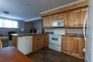 2 BR lower level Apt with utilities included