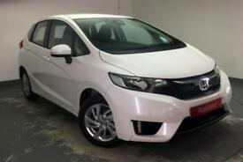 2017 Honda Jazz 1.3 i-VTEC SE Petrol white Manual