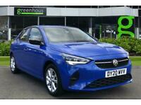 2020 Vauxhall Corsa Corsa 1.2 SE Nav Premium 5dr Hatchback Hatchback Petrol Manu