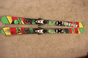 Twin Tips Park Firefly Skis 151 cm