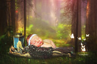 Creative and Affordable Newborn Photography