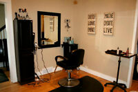Part Time Receptionist Required for Busy Cochrane Salon