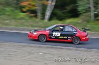 Voiture de course (lapping Time attack)