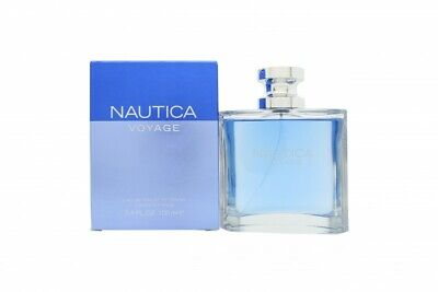 NAUTICA VOYAGE EAU DE TOILETTE EDT 100ML SPRAY - MEN'S FOR HIM. NEW