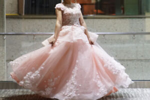 Bridal/Bride dress or Prom gown