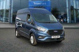 2020 Ford Transit Custom 300 Limited L2 LWB FWD 2.0 EcoBlue 130ps High Roof Manu